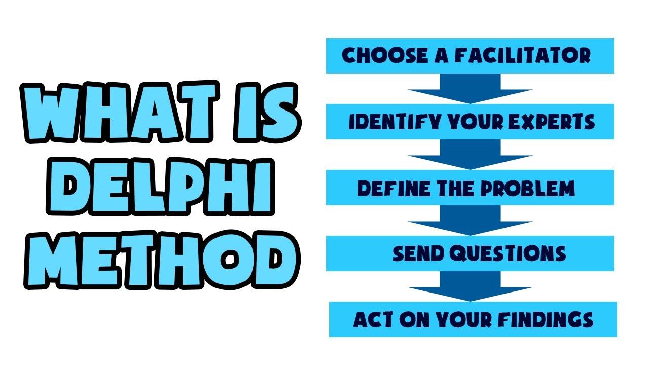روش دلفی در تحقیق چیست؟