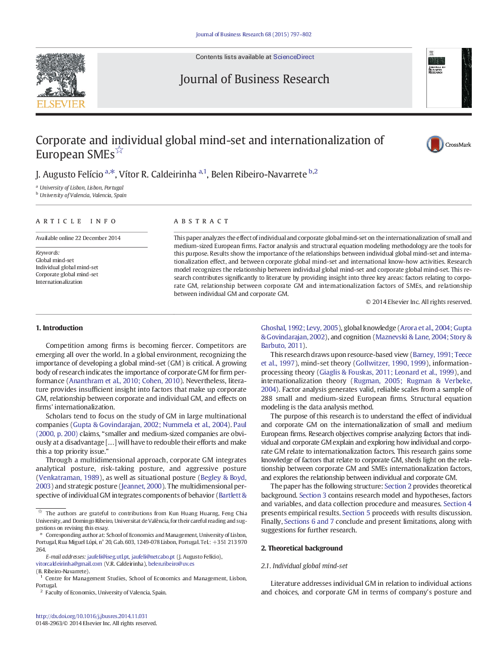 disadvantages of resource based view 1 a resource-based approach to performance and competition: an overview of the connections between resources and competition flore bridoux institut d'administration et de gestion, université catholique de louvain, belgium.
